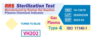 Plasma Chemical Indicator Type 4